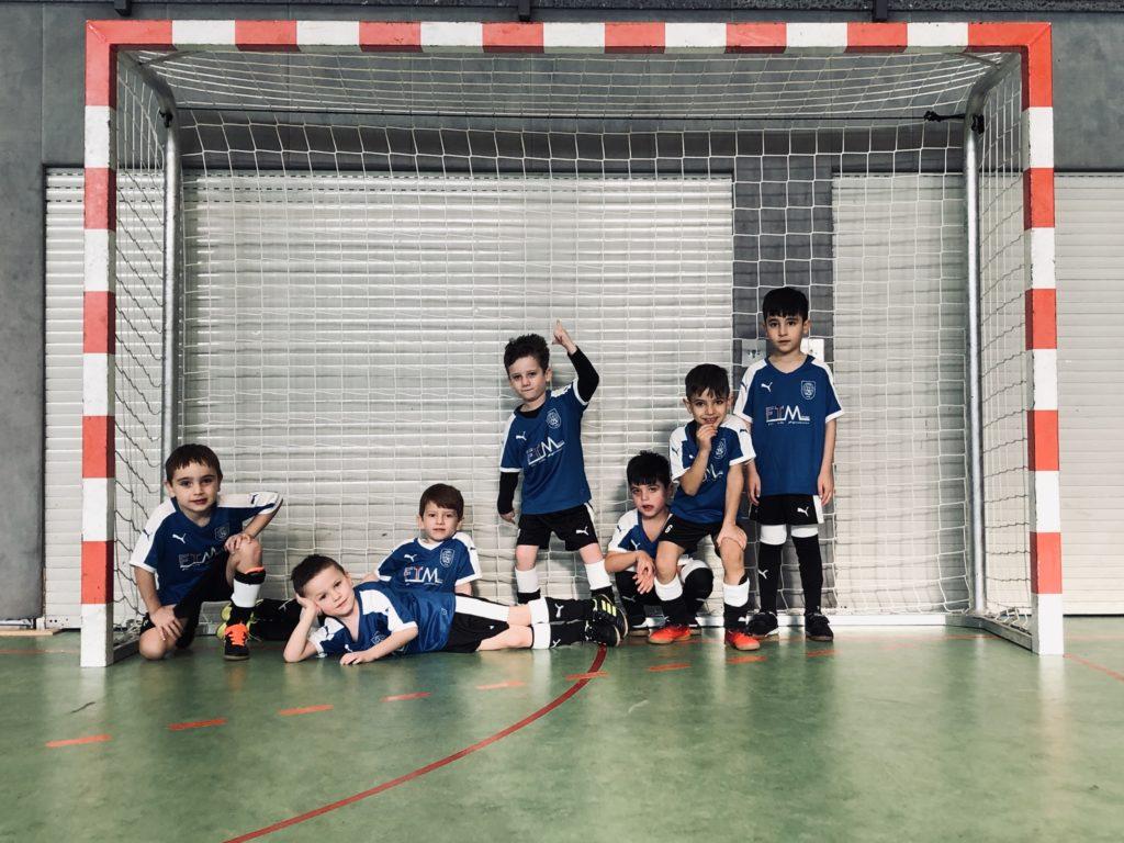 Mannschaftsbild G-Jugend