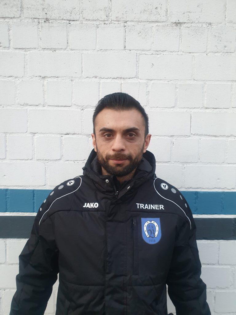 Trainer C-Jugend Oemer Kilic