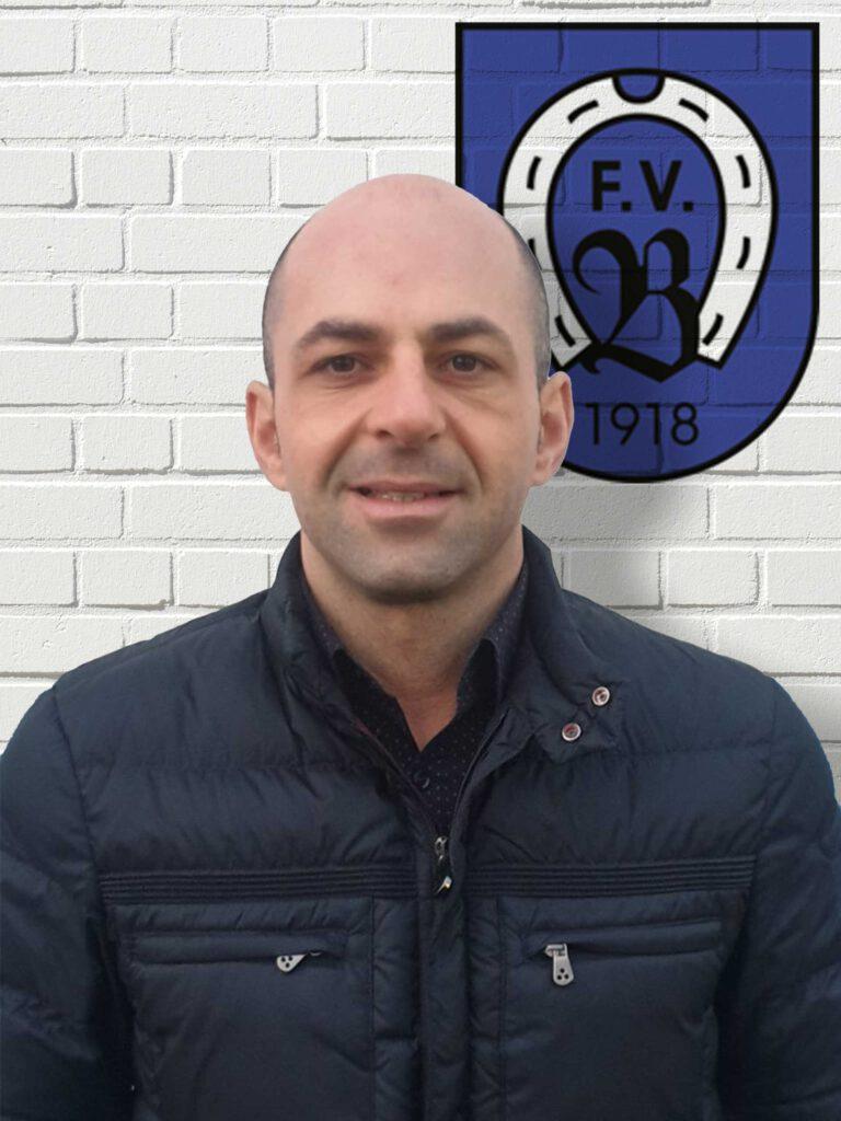 Betreuer B1-Jugend Giuseppe Arnone