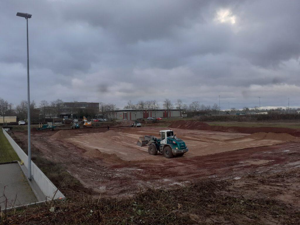 Brühl Sportpark Süd Außenanlage
