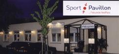 Sportpavillion Sponsorbild Klein